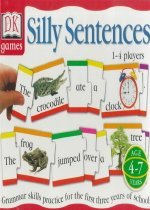 Silly Sentences: Grammar Skills Practice for the First Three Years of School (Paperback)