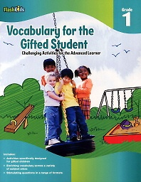 """<font title=""""Vocabulary for the Gifted Student Grade 1 : Student Book (Paperback)"""">Vocabulary for the Gifted Student Grade ...</font>"""