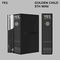 골든차일드(Golden Child) - YES. [5th Mini Album][10종 SET Ver.][한정반 패키지]