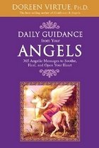 """<font title=""""Daily Guidance from Your Angels: 365 Angelic Messages to Soothe, Heal, and Open Your Heart (Paperback) """">Daily Guidance from Your Angels: 365 Ang...</font>"""