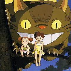 토토로 - 고양이버스와(108피스)