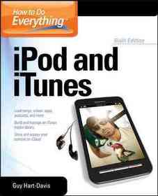 "<font title=""How to Do Everything Ipod and Itunes (Paperback / 6th Ed.)"">How to Do Everything Ipod and Itunes (Pa...</font>"