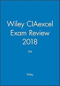 "<font title=""Wiley Ciaexcel Exam Review 2018 Set (Paperback)"">Wiley Ciaexcel Exam Review 2018 Set (Pap...</font>"