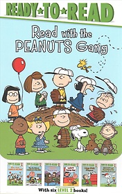 Read With the Peanuts Gang (Paperback)