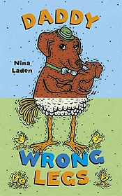 """<font title=""""Daddy Wrong Legs (Hardcover / Board Book)"""">Daddy Wrong Legs (Hardcover / Board Book...</font>"""