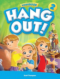 """<font title=""""Hang Out! 2: Work Book (Paperback+MP3 CD)"""">Hang Out! 2: Work Book (Paperback+MP3 CD...</font>"""