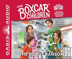 The Robot Ransom (CD / Unabridged)