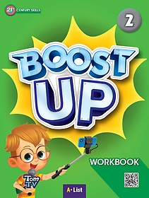 Boost Up 2 Work Book
