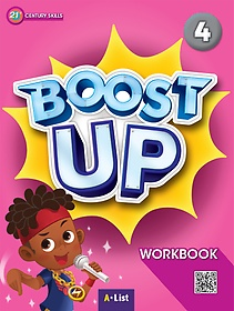 Boost Up 4 Work Book