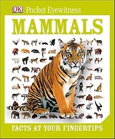 """<font title=""""DK Pocket Eyewitness: Mammals (Hardcover)"""">DK Pocket Eyewitness: Mammals (Hardcover...</font>"""