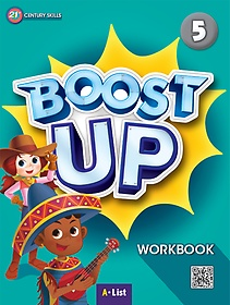 Boost Up 5 Work Book