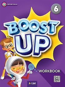 Boost Up 6 Work Book