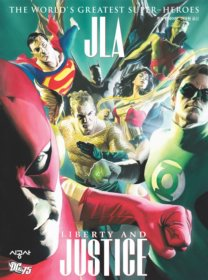 JLA : 자유와 정의