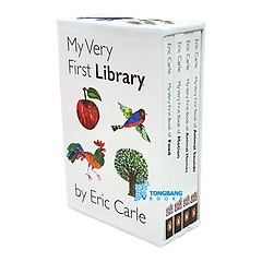 """<font title=""""My Very First Eric Carle Library #2 Boxed Set 마이베리퍼스트 에릭칼 라이브러리 (Board Book 4권)"""">My Very First Eric Carle Library #2 Boxe...</font>"""