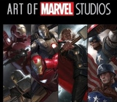 Art of Marvel Movies (Hardcover)
