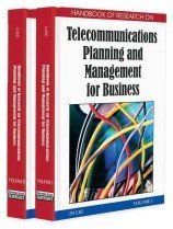 """<font title=""""Handbook of Research on Telecommunications Planning and Management for Business (Hardcover) """">Handbook of Research on Telecommunicatio...</font>"""