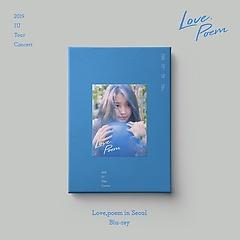 아이유(IU) - 2019 IU Tour Concert [Love, poem] in Seoul Blu-ray (2Disc)[블루레이]