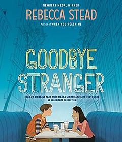 """<font title=""""Goodbye Stranger (Audio CD/ Unabridged Ed.)"""">Goodbye Stranger (Audio CD/ Unabridged E...</font>"""