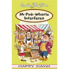 Mr Pink-whistle Interferes (Paperback)
