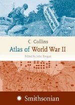 Collins Atlas of World War II (Paperback)