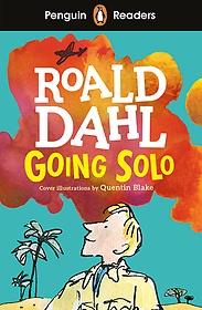 "<font title=""Penguin Reader Level 4: Going Solo (Paperback)"">Penguin Reader Level 4: Going Solo (Pape...</font>"
