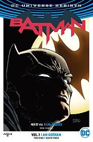 배트맨 Vol. 1 (DC리버스)