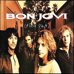 Bon Jovi - These Days [180g 2LP]