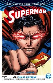 슈퍼맨 Vol. 1 (DC리버스)