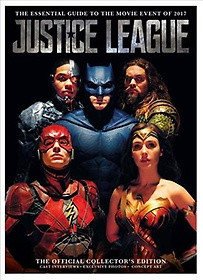 """<font title=""""Justice League Official Collector"""
