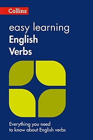 Easy Learning English Verbs (Paperback)