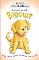 Biscuit Set - I Can Read Books, My First (Paperback + CD:1)
