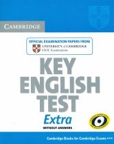 "<font title=""Cambridge Key English Test Extra Student"
