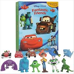 "<font title=""Fantastic Friends: My Busy Book (Board Book+피규어)"">Fantastic Friends: My Busy Book (Board B...</font>"