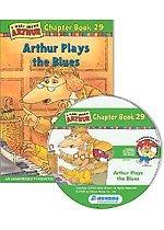 Arthur Chapter Book 29. Arthur Plays the Blues (Paperback + CD)