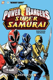 """<font title=""""Power Rangers Super Samurai Graphic Novels 1 (Paperback)"""">Power Rangers Super Samurai Graphic Nove...</font>"""