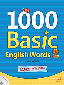 """<font title=""""1000 Basic English Words 2 (Student Book+Audio CD)"""">1000 Basic English Words 2 (Student Book...</font>"""