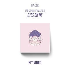 아이즈원(IZ*ONE) - 아이즈원 1ST CONCERT IN SEOUL [EYES ON ME] KIT VIDEO
