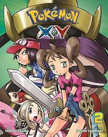 Pokemon Xy 2 (Paperback)
