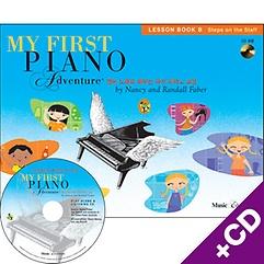 마이 퍼스트 피아노 어드벤쳐 B급 레슨북