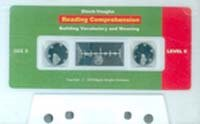 "<font title=""Reading Comprehension Level E - Building Vocabulary and Meaning (TAPE1/ 교재별매)"">Reading Comprehension Level E - Building...</font>"