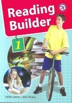 "<font title=""Reading Builder 1  - Student Book with CD (Paperback + Audio CD 1 포함)"">Reading Builder 1  - Student Book with C...</font>"