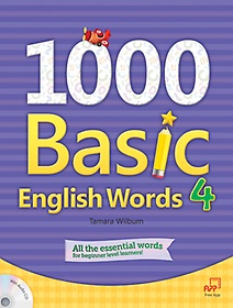 """<font title=""""1000 Basic English Words 4 (Student Book+Audio CD)"""">1000 Basic English Words 4 (Student Book...</font>"""