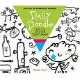Taro Gomi Daily Doodle 2011 Calendar