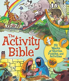 The Activity Bible (Paperback)