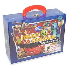 """<font title=""""Disney Read & Colour Carry-Along Boys (Paperback:2)"""">Disney Read & Colour Carry-Along Boys (P...</font>"""