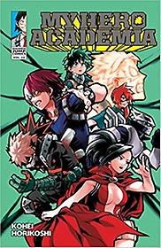 My Hero Academia, Vol. 22 (Paperback)