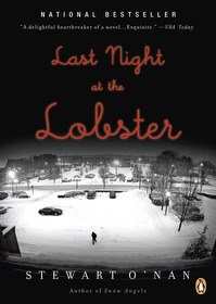 Last Night at the Lobster (Paperback)
