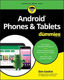 Android for Dummies (Paperback)