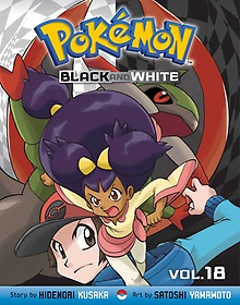 Pokemon Black and White #18 (Paperback)