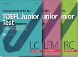 "<font title=""Preparation Book for the TOEFL Junior Test Intermediate RC+LC+LFM 세트"">Preparation Book for the TOEFL Junior Te...</font>"